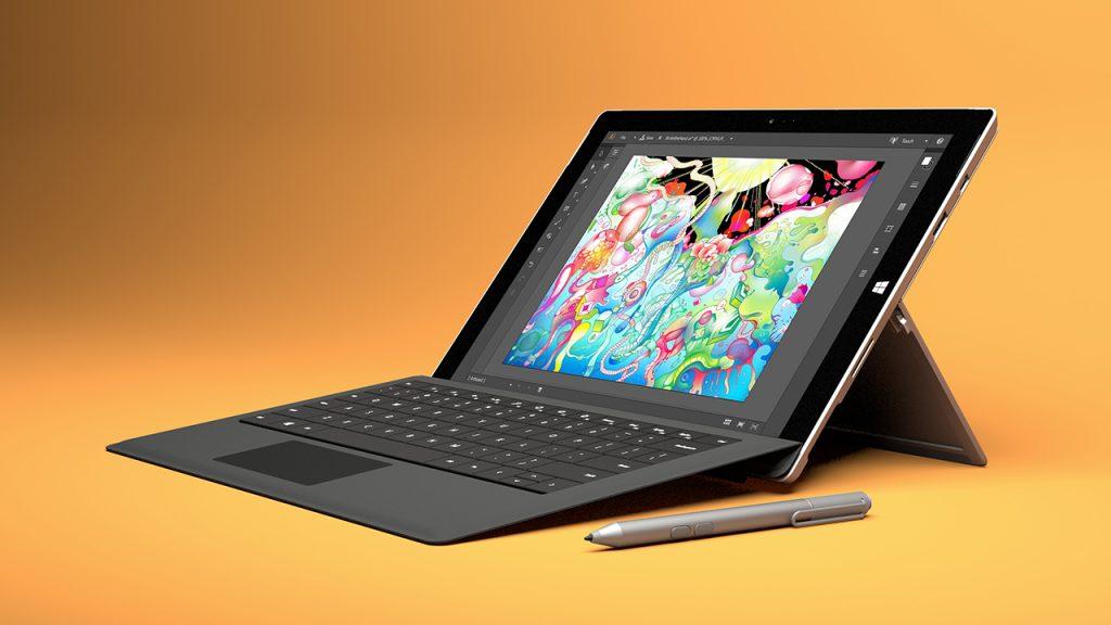 Microsoft Surface Pro 4 i5 4Gb