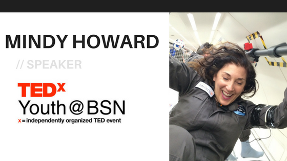 An Astronaut's Voyage to Inner Space | Mindy Howard | TEDxYouth@BSN Speaker