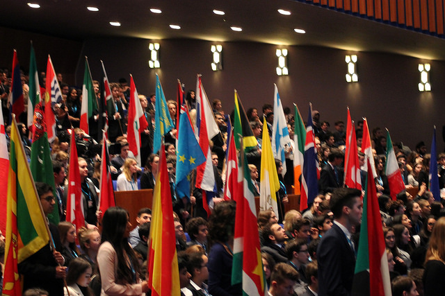 What Model United Nations teaches students that lessons never could