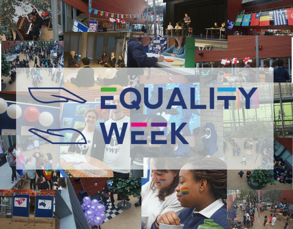 Equality Week: Daily Week