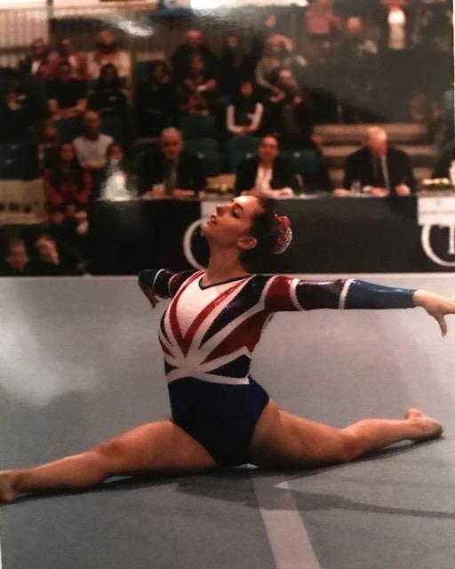 Aiming high: Life as a gymnast