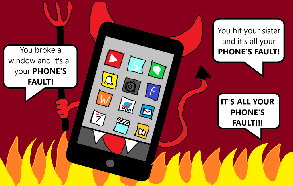 Problems facing the youth today: The demonization of technology
