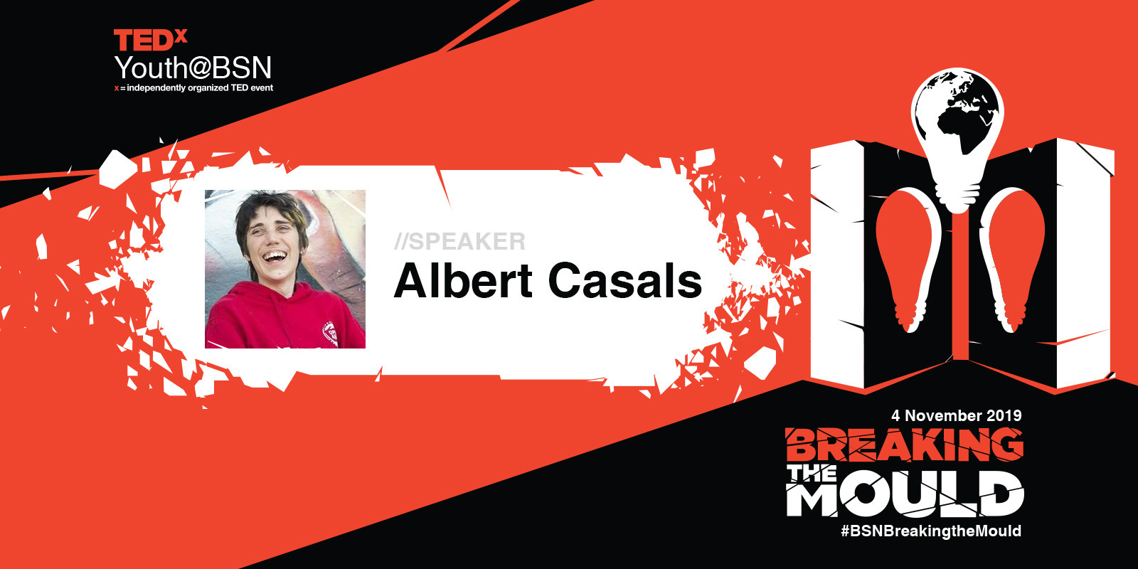 "Rolling from ""the way things should be"" towards ""finding your own way"" 
