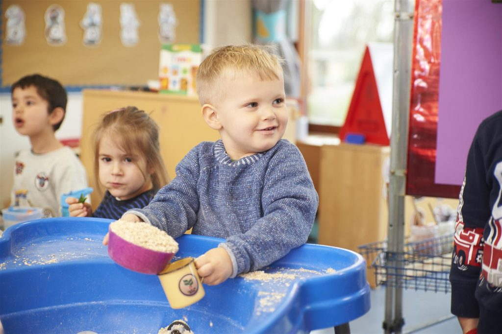 Daycare or school? Find out why school might be the best option.
