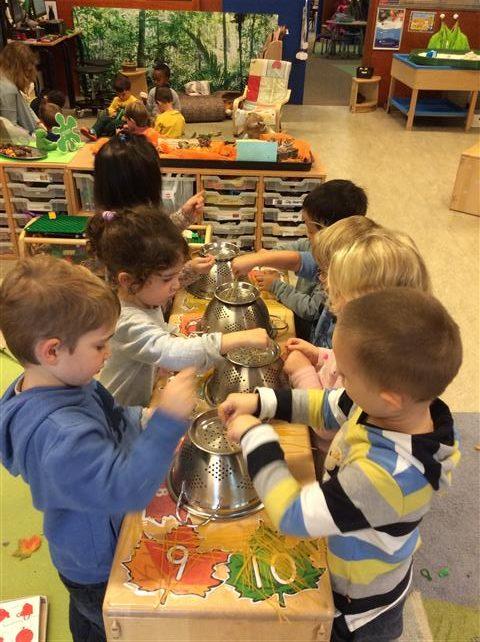 British School in The Netherlands Foundation Stage