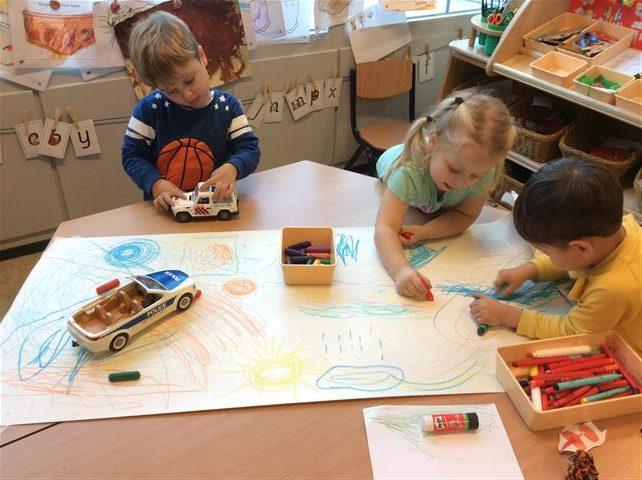 International School in the Netherlands early learners